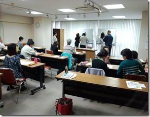 一般会員研修 武田先生写真
