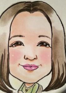 Tsukada似顔絵